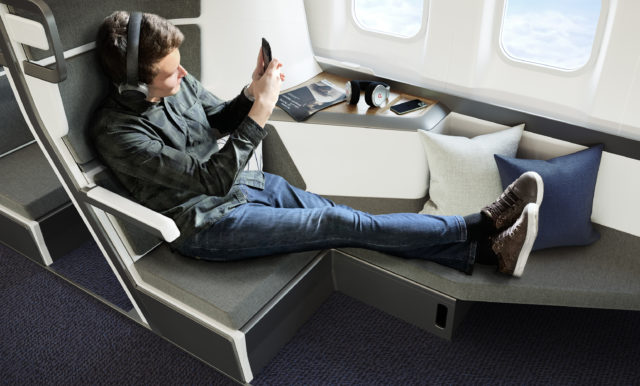 Zephyr Seats – The Startup Rethinking the Experience of Long Distance Flights